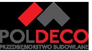 POLDECO przedsiębiorstwo budowlane Szczecin
